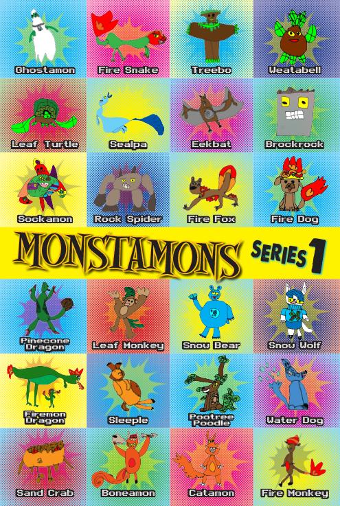 monstamon-poster